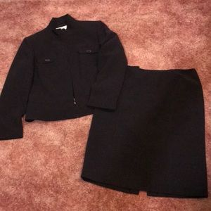 Tahari jacket and skirt
